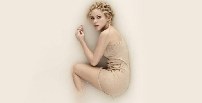 Shakira - El Dorado (photos) - Hit Channel