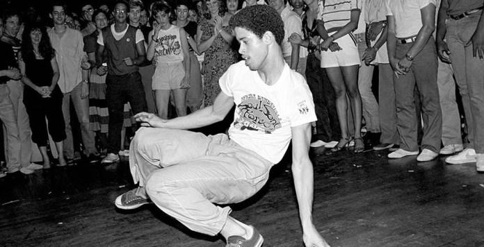 Richard Colon - Crazy Legs - Hit Channel
