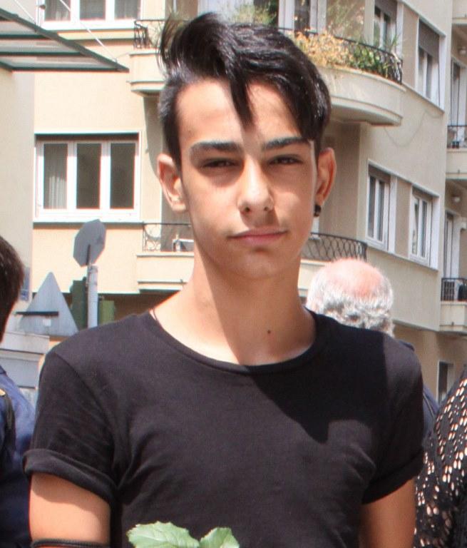 Ανδρέας Μπάρκουλης: Ο 17χρονος γιος του, Νικόλας, θα