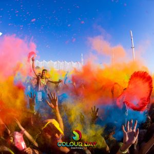 52.000 άτομα παρακολούθησαν το Colour Day Festival